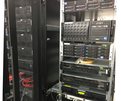 Servereinrichtung für Firmenkunden SCHMOLKE IT